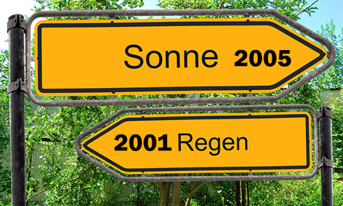 2001 - 2005 History